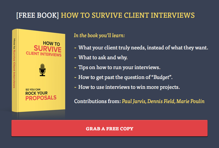 How to Survive Client Interviews Book