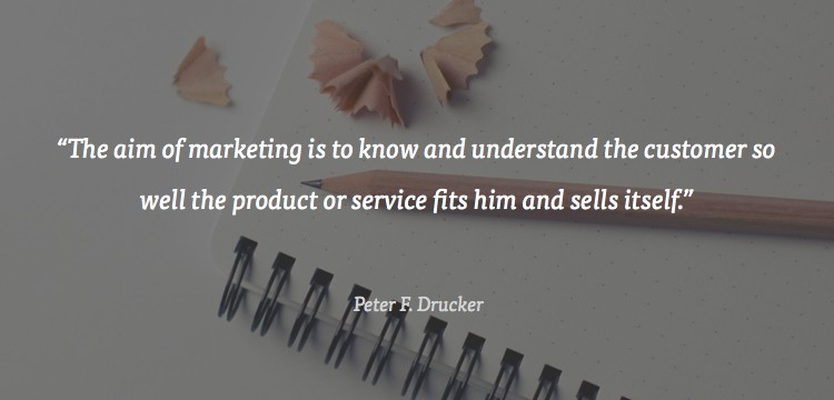 the aim of marketing