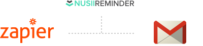 Nusii Reminder Integration to Gmail